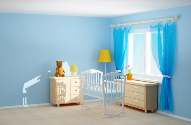 decoracao de quarto infantil