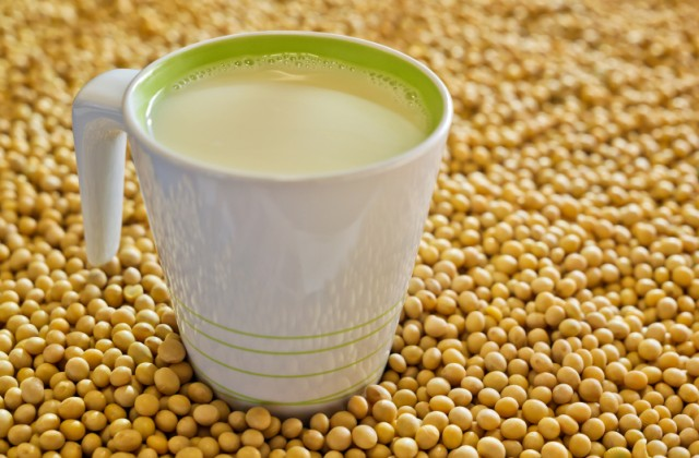suco de soja