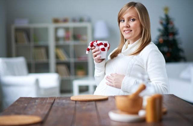 cafe na gravidez