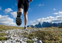 corrida de montanha