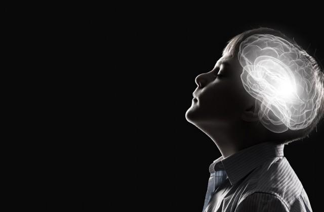 cérebro infantil