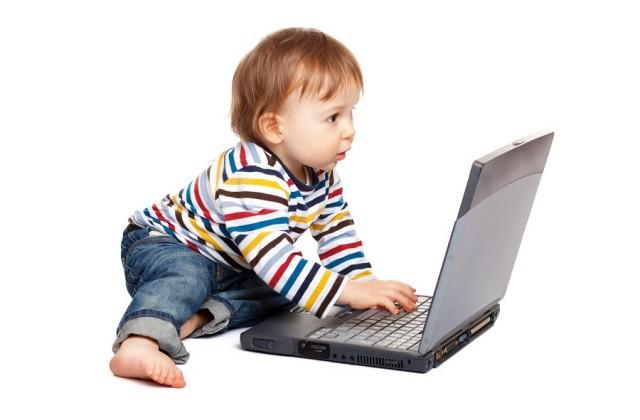 crianças digitais