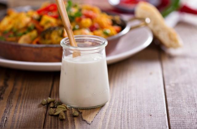 iogurte de soja