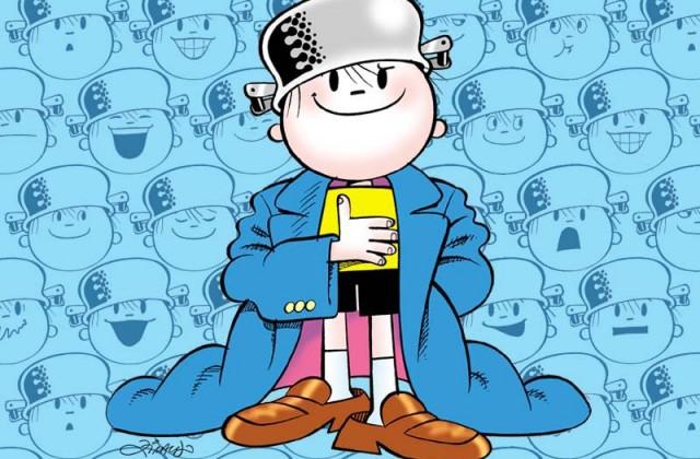 Personagem criado por Ziraldo, Menino Maluquinho faz sucesso com a garotada. Foto: Reprodução, Menino Maluquinho Website