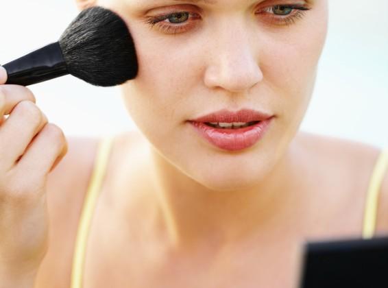 maquiagem para esconder manchas