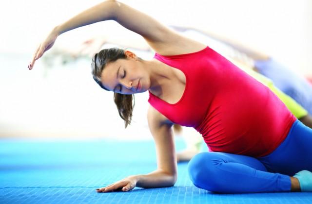 Exercício físico faz bem para a gestação, mas deve ter acompanhamento profissional. Foto: iStock, Getty Images