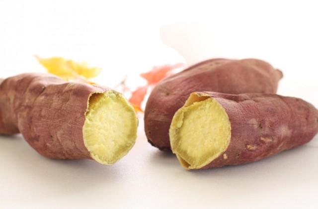 receitas com batata-doce
