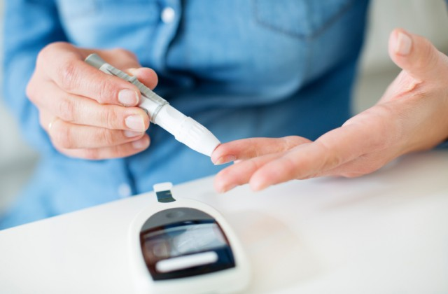 exame de diabetes