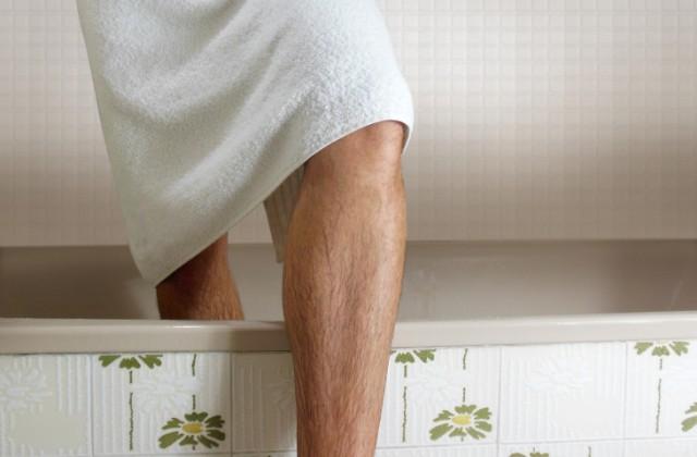 higiene masculina