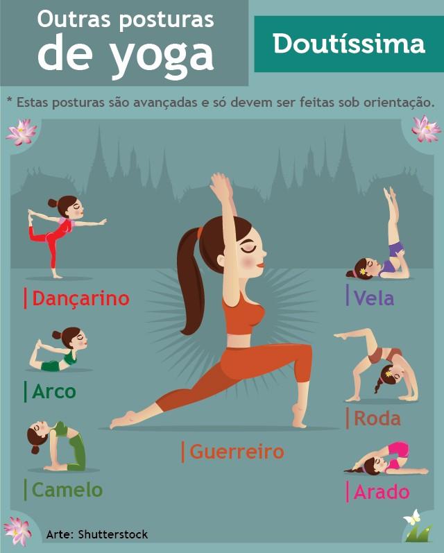 Muitas vezes Confira as posturas de yoga WX76