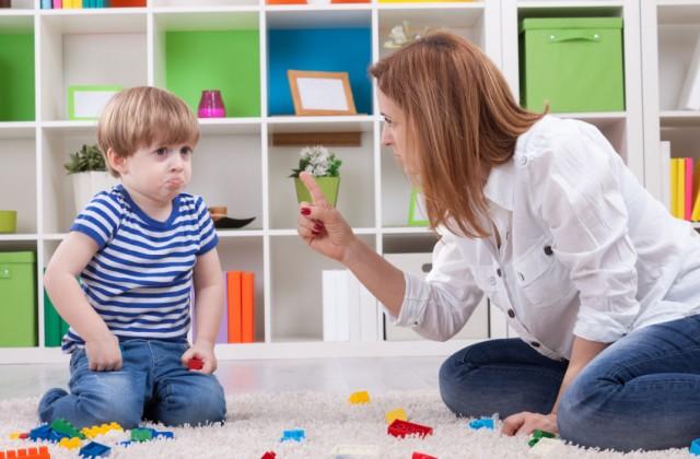 limites na educacao infantil