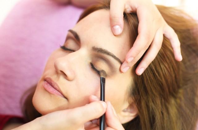 maquiagem discreta