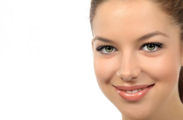 maquiagem para diminuir o nariz