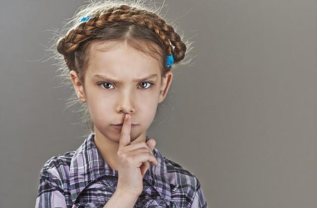crianças que mentem