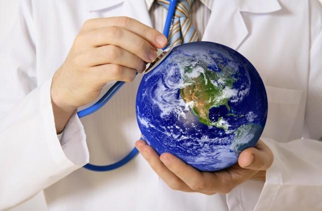 mundo saudável