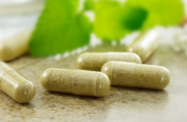 cha verde em capsulas