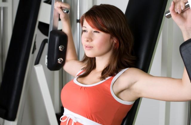 exercicios de peito