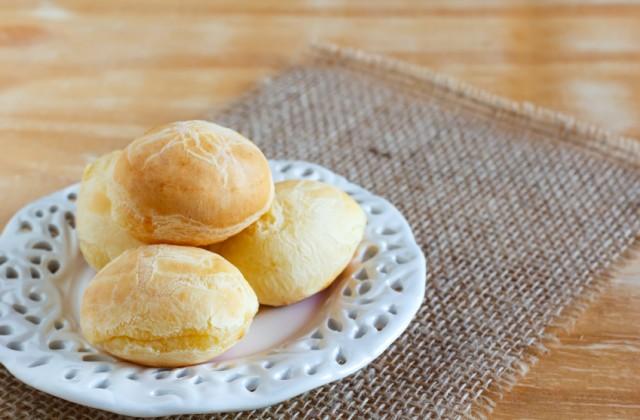 pao de queijo de tapioca