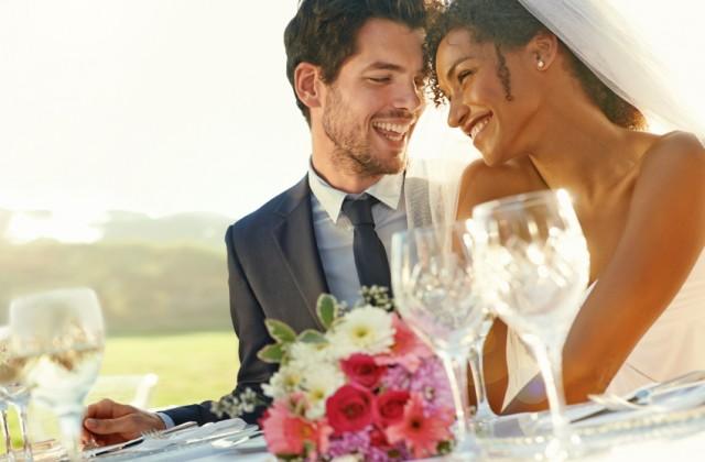 cardápio de casamento iStock Getty Images