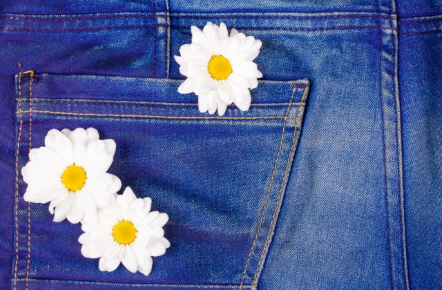 como customizar jeans