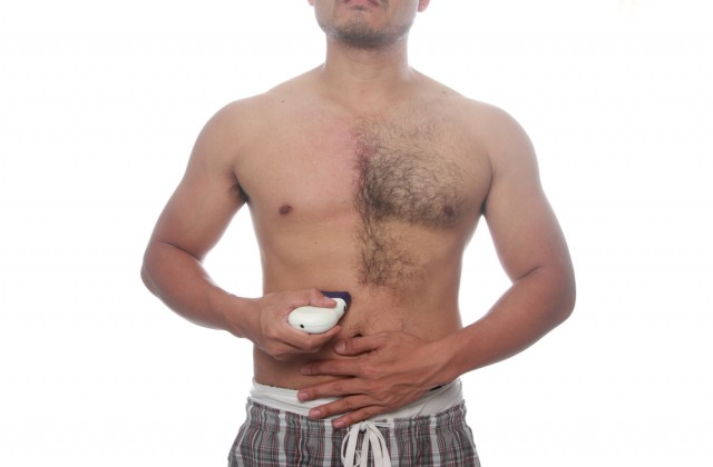 depilador masculino