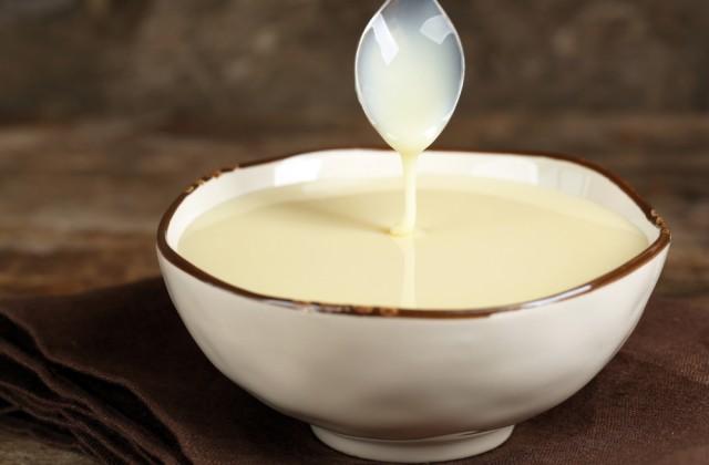 leite condensado de soja