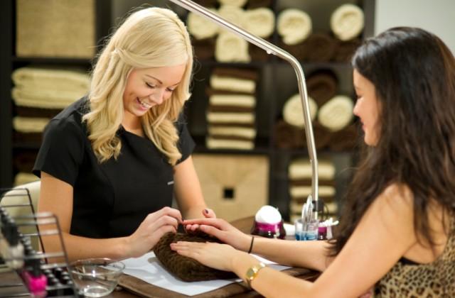 material para manicure