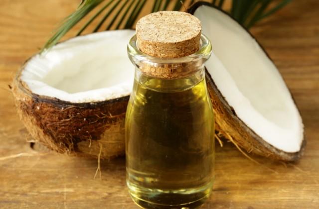 oleo de coco natural