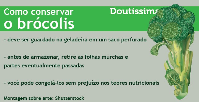 receitas com brócolis