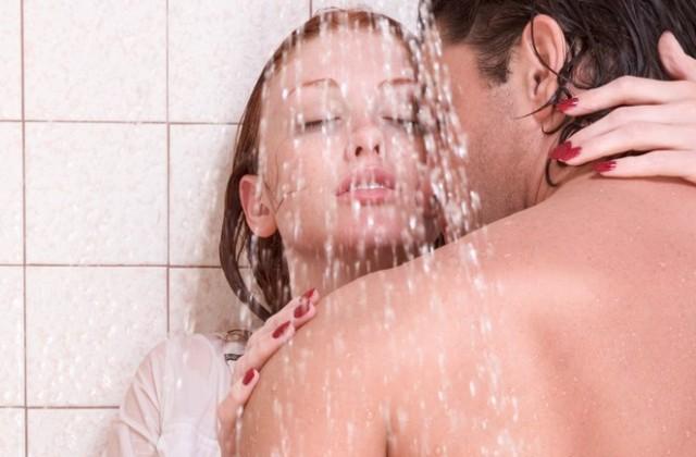 sexo bom doutíssima shutterstock sexo no chuveiro