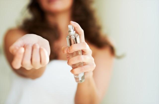 tipos de perfume