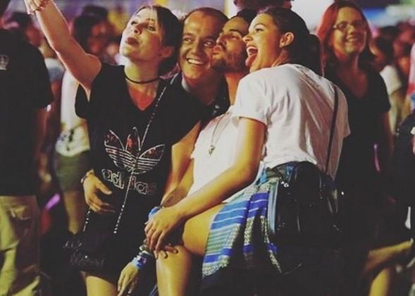 look das famosas doutíssima instagram reprodução bruna marquezine rock in rio
