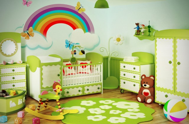 decoração infantil  - doutissima - iStock