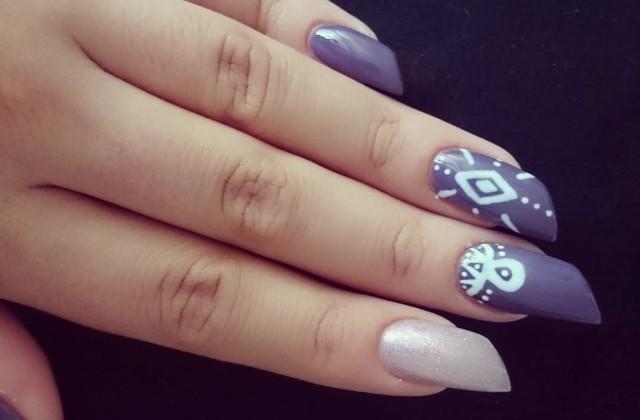 lipstick nail instagram reproducao doutissima