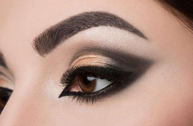 maquiagem para olhos fundos
