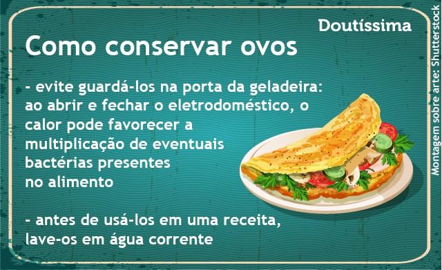 omelete light doutíssima infográfico
