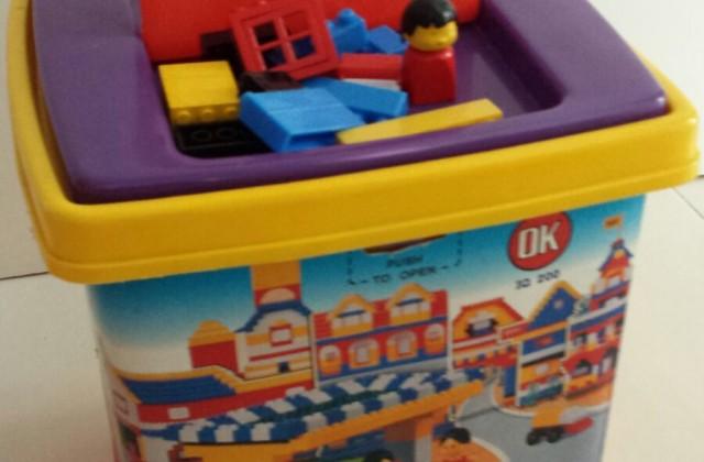 brinquedos antigos Lego Joana Bulegon