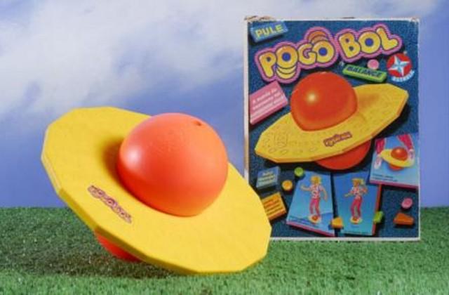 Brinquedos antigos  pogobol 1987_estrela_Divulgacao