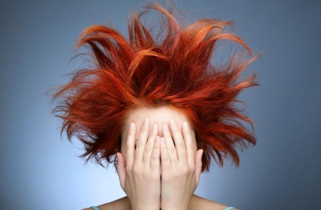 cabelos arrepiados doutíssima istock getty images