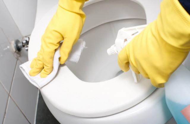como limpar banheiro istock getty images doutíssima