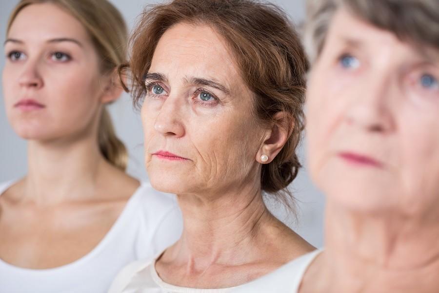 processo de envelhecimento