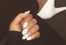 esmalte branco instagram reprodução doutíssima