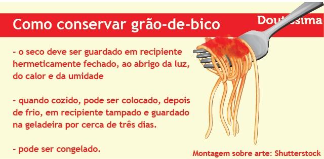 macarrão-de-grão-de-bico