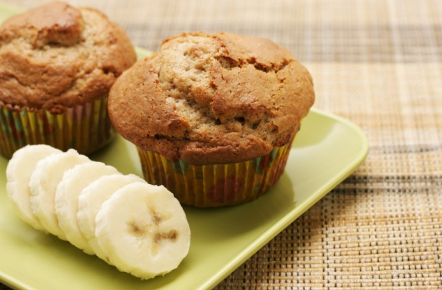 muffin de banana istock getty images doutíssima