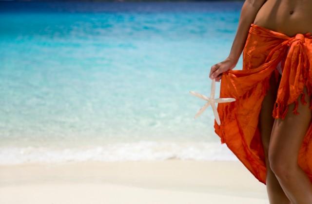 canga de praia