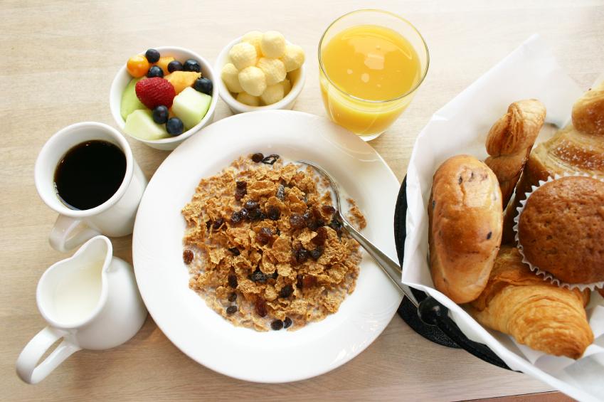 café da manhã fitness-istock getty images