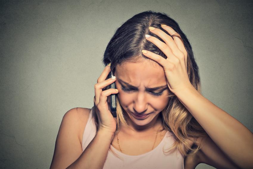 Na hora do sufoco, é importante saber para quem ligar. Foto: iStock, Getty Images
