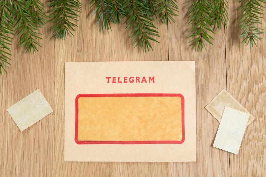 telegrama-doutissima-iStock-getty-images