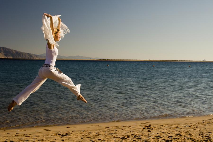 Leveza e qualidade de vida vai ser o lema de Izabela. Foto: iStock/GettyImages