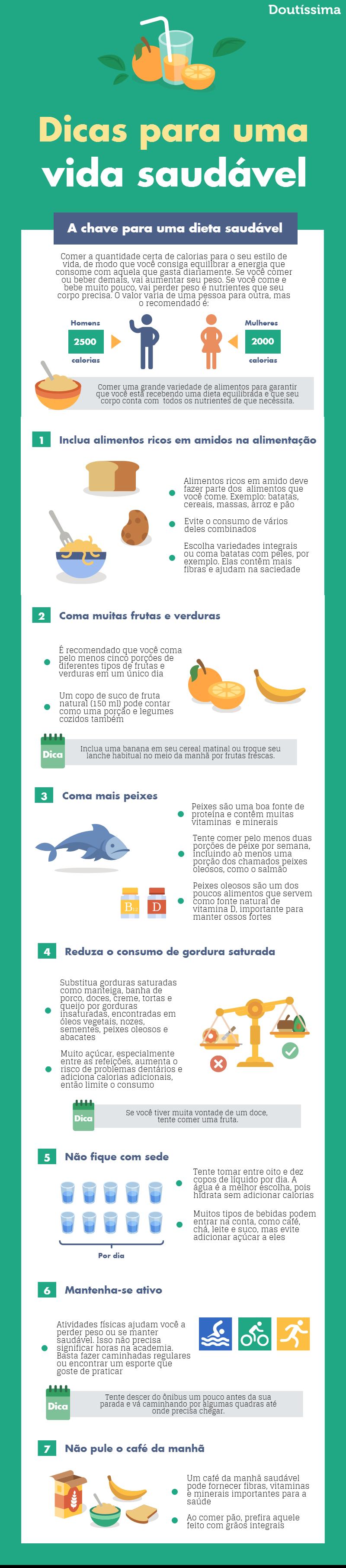 Comer com saúde